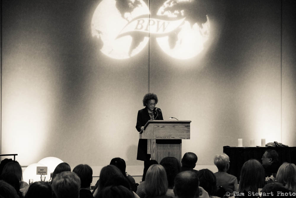 BPW Saskatoon IWD with 27th Governor General of Canada Michaelle Jean 2