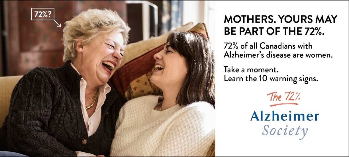 Mothers Ad - Alzheimers