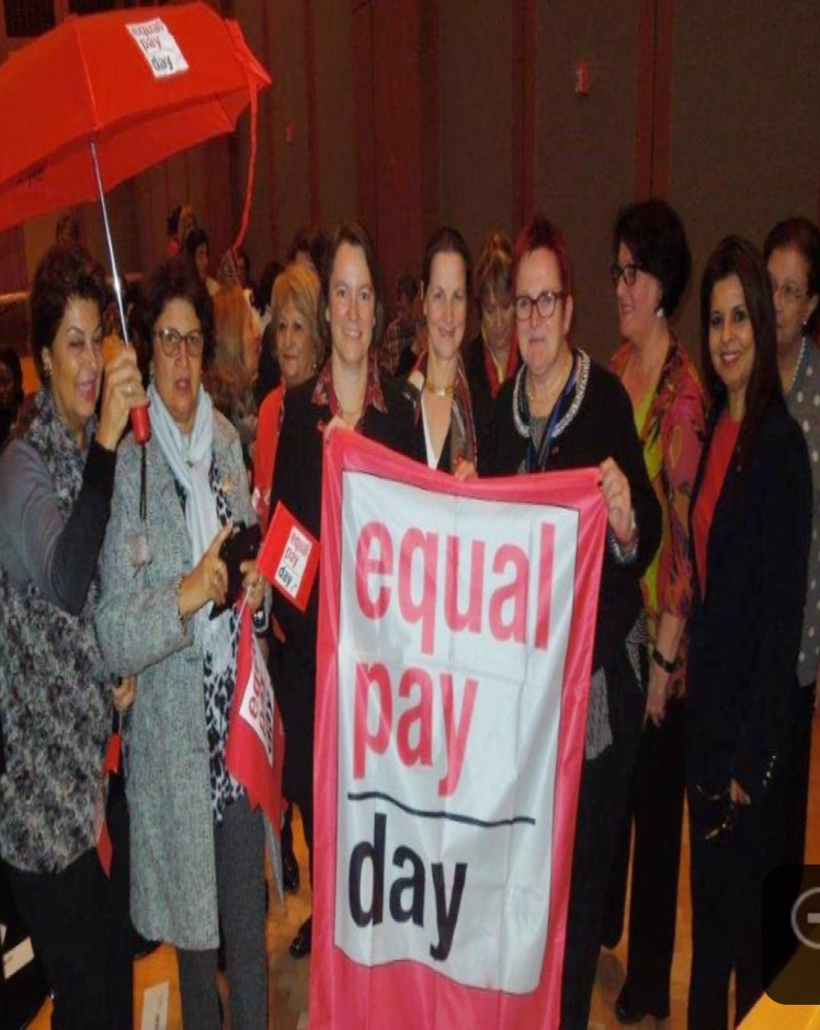 Equal Pay CSW